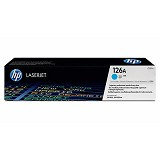 HP Cyan Toner 126A [CE311A] - Toner Printer Hp
